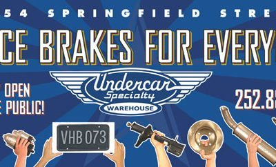 Undercar Specialty Warehouse
