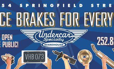 Undercar Specialty Warehouse