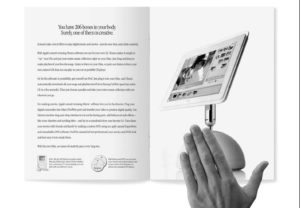 """The Hand Test- From """"The Brand Gap"""" by Marty Neumeier"""