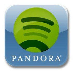 Pandora Spotify - Internet radio