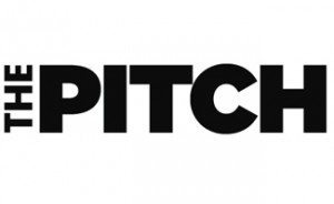 The Pitch Logo AMC tv