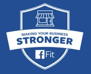 Facebook Fit logo
