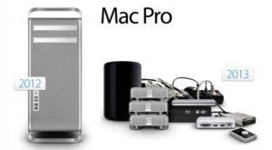 MacPro 2012 vs MacPro 2013