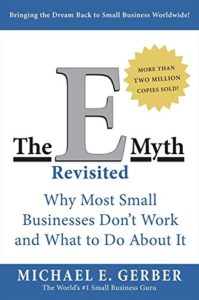 The E-Myth Revisted book cover