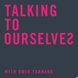 Talking to ourselves podcast logo