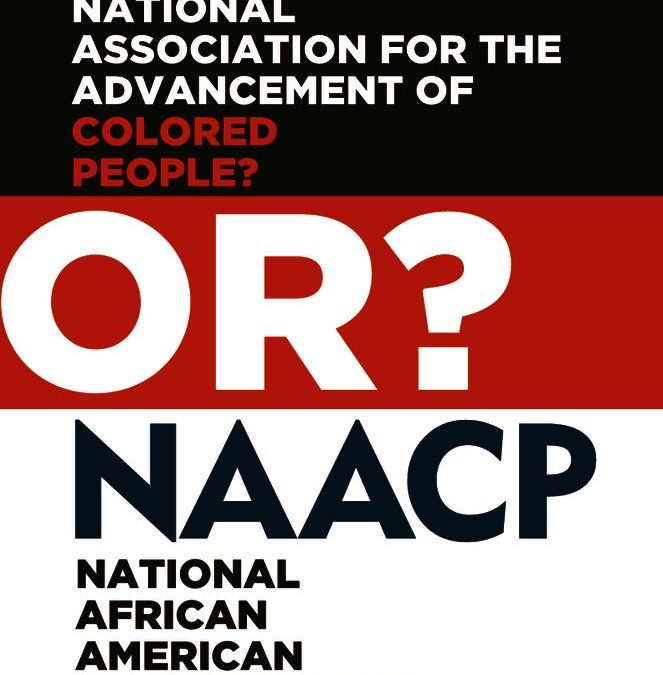 When will the NAACP rebrand?